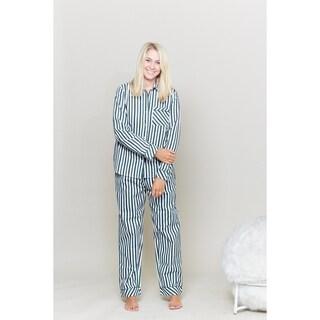 Le Nom Striped Color Pajama
