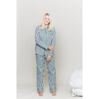 Le Nom Striped Color Pajama