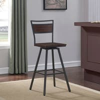Truro Swivel Bar Stool by Greyson Living