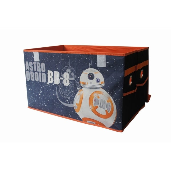 Star Wars BB8 Mini Storage Trunk   Free Shipping On Orders Over $45    Overstock.com   24634770