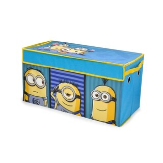 Minions Collapsible Storage Trunk