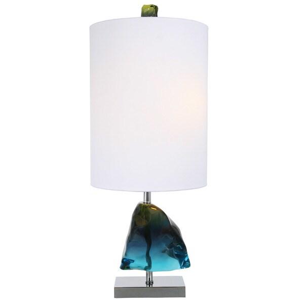 Azure Gem Table Lamp