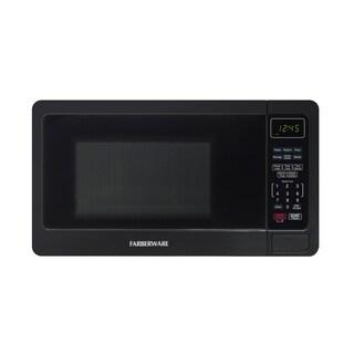 Farberware Classic FMO07BBTBKH 0.7 cu ft 700 Watt Microwave Oven,Black