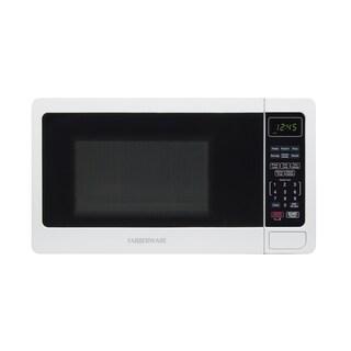 Farberware Classic FMO07BBTWHH 0.7 cu ft 700 Watt Microwave Oven,White