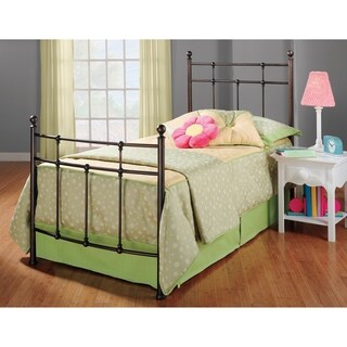 Providence Twin Bed Set Rails not included, Anitque Bronze