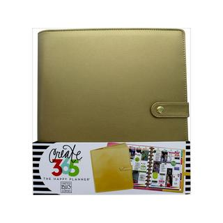 Me & My Big Ideas Create 365 HP Deluxe Cover Big Gold