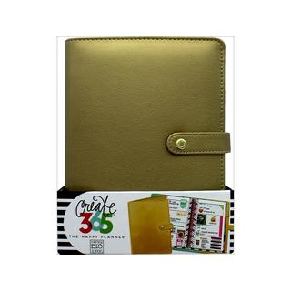 Me & My Big Ideas Create 365 HP Deluxe Cover Mini Gold