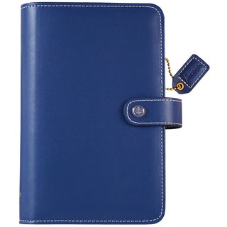 Webster's Pgs CC Binder Prsnl Book Wrap Navy