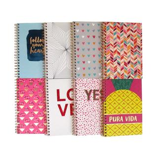 "AMC Journal Assortment 7x10"" 8 Designs"