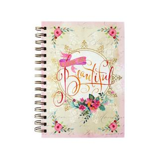 Punch Studio Journal Spiral Life Is Beautiful
