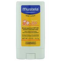 Mustela Mineral Sunscreen Stick 50+