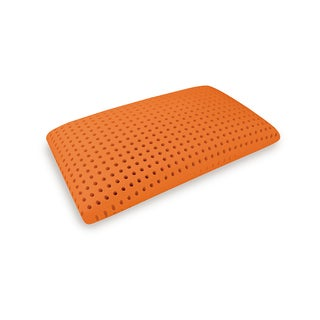 Synergy Natural Orange Essential Oils Memory Foam Queen-size Pillow