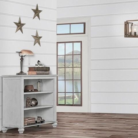 Evolur Madison Mini Hutch/Bookcase