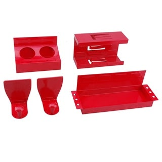 Steel Core 4pc Magnetic Tool Box Accessory Kit