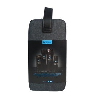 Axe Anarchy for Him 4-piece Bath & Body Set with Travel Bag
