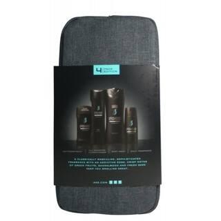 Axe Apollo 4-piece Toiletry Bag Gift Set|https://ak1.ostkcdn.com/images/products/18528178/P24636755.jpg?impolicy=medium