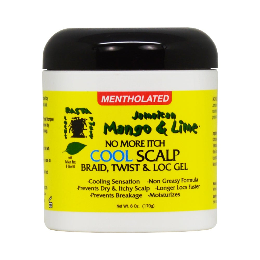 Jamaican Mango (Orange) & Lime No More Itch 6-ounce Cool ...
