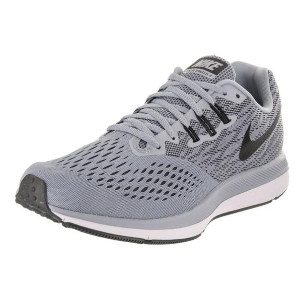 0c3561121e114 Shop Nike Men s Zoom Winflo 4 Running Shoe - Free Shipping Today ...