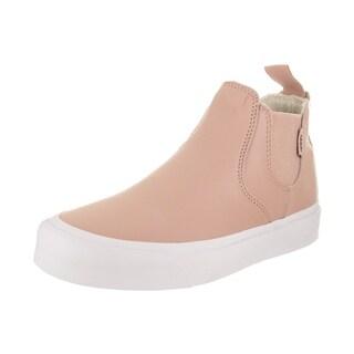 Vans Unisex Classic Slip-On (Leather) Skate Shoe (2 options available)