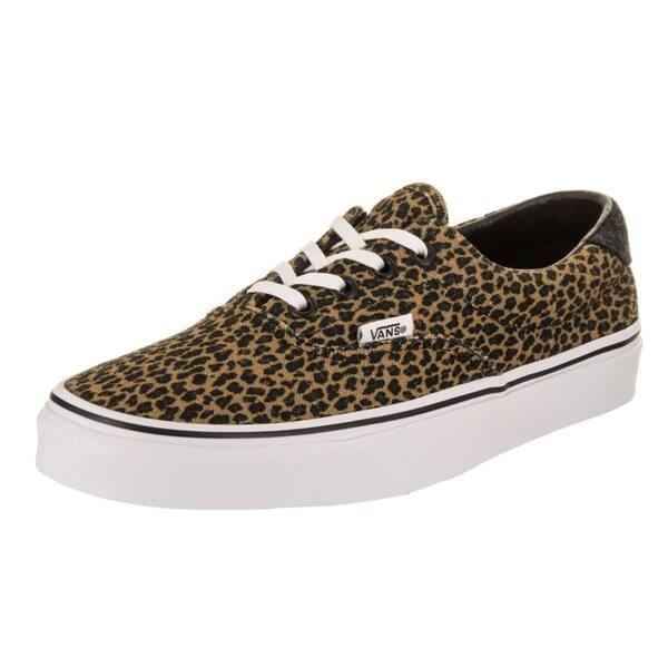 658aef29be59 Shop Vans Unisex Era 59 (Mini Leopard) Skate Shoe - Free Shipping ...