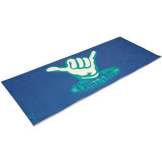 Zennery Kids Chill Out Boys Yoga Mat Cobalt Blue
