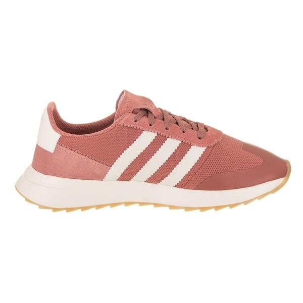 Shop Adidas Women's FLB Originals Running Shoe Free