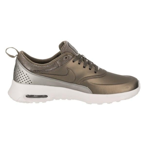 Shop Nike Women's Air Max Thea Prm Running Shoe Free