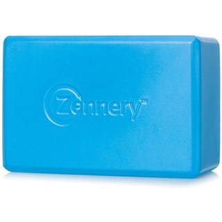 Zennery Yoga Block Cobalt Blue