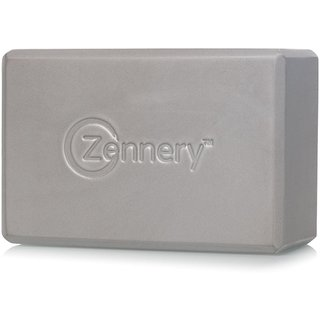 Zennery Yoga Block Grey