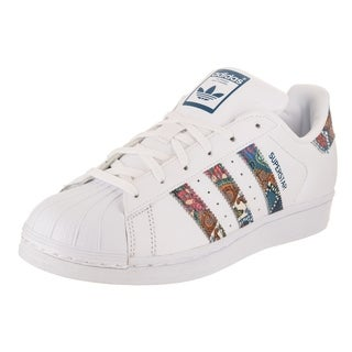 Adidas Women's Superstar Originals Casual Shoe