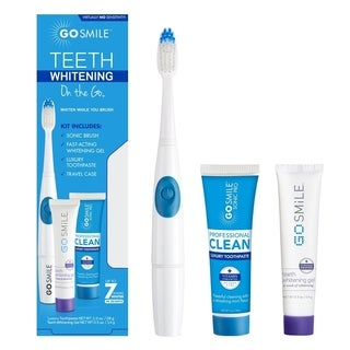 GoSmile On The Go Travel Kit