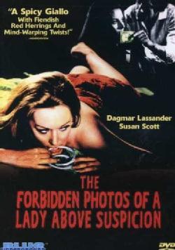The Forbidden Photos Of A Lady Above Suspicion (DVD)