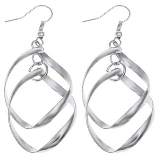 Orchid Jewelry Platinum Color Plated Dangle Earrings - White|https://ak1.ostkcdn.com/images/products/18531648/P24639877.jpg?_ostk_perf_=percv&impolicy=medium