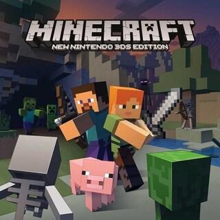 Nintendo Minecraft: New Nintendo 3DS Edition
