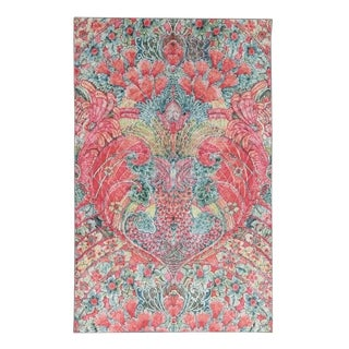 Mohawk Prismatic Lova Abstract Area Rug - 5' x 8'