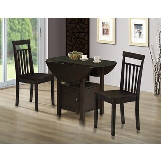 Scandinavian Living Kansas Wood Dining Chairs (Set of 2)