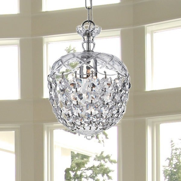 Porch & Den Riverwest Bremen Crystal Chandelier