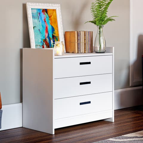 a76f00cb5c06 Buy Size 3-drawer Dressers & Chests Online at Overstock | Our Best ...