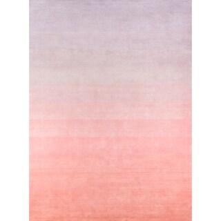Momeni Metro Citrus Hand-Tufted Wool Runner Rug - 2'3 x 8'