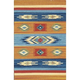Anatolian Collection Multicolor Cotton Handwoven Area Rug (9'0 x 12'0) https://ak1.ostkcdn.com/images/products/18534003/P24641927.jpg?impolicy=medium