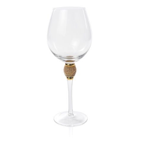 Gold Biarritz Goblet (set of 4)