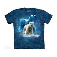 THE MOUNTAIN POLAR COLLAGE YOUTH T-SHIRT