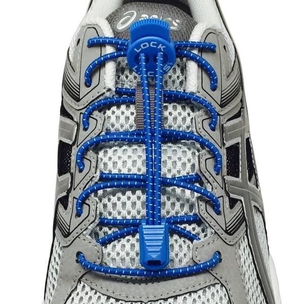 Lock Laces Elastic No Tie Shoe Laces Pack of 3