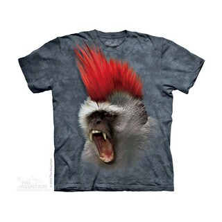 THE MOUNTAIN PUNKY MONKEY YOUTH T-SHIRT