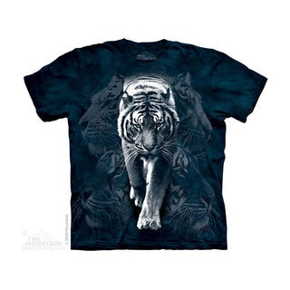THE MOUNTAIN WHITE TIGER STALK YOUTH T-SHIRT