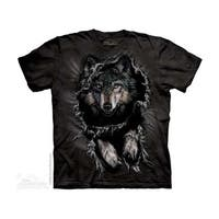 THE MOUNTAIN BREAKTHROUGH WOLF YOUTH T-SHIRT