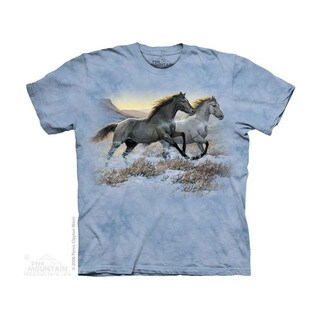 THE MOUNTAIN RUNNING FREE YOUTH T-SHIRT