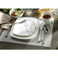 Oneida Moda Couture 16 or 32 piece Porcelain Dinnerware Set