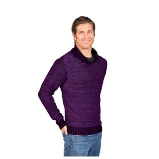 Jean Legacy Shawl Neck Knit Sweater