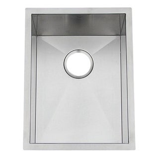 Artisan Chef Pro Series Stainless Steel Undermount Bar Sink